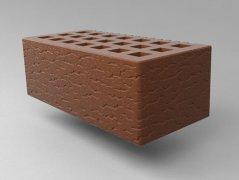 Кирпич керамический Саранский облицовочный полуторный какао кора дуба
