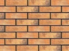 Фасадная термопанель Аляска серия Loft brick curry