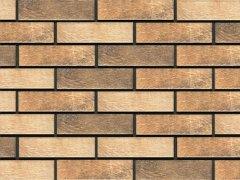 Фасадная термопанель Аляска серия Loft brick masala
