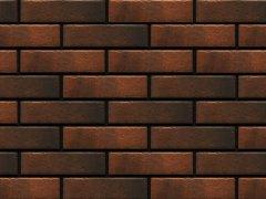 Фасадная термопанель Аляска серия Retro brick cardamon