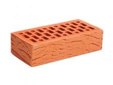 Кирпич керамический Магма Keramik & Klinker облицовочный одинарный красный антик