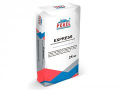 Быстротвердеющая цементная стяжка Perel Express