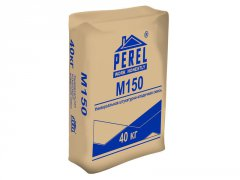 Универсальная штукатурно-кладочная смесь Perel M-150 40 кг