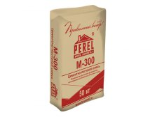 Цементно-песчаная смесь Perel M-300