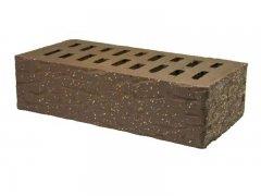 Кирпич керамический Terex облицовочный одинарный какао рустик с песком