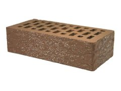 Кирпич керамический Terex облицовочный одинарный мокко рустик с песком