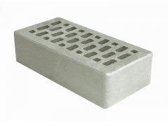 Кирпич керамический Terex облицовочный одинарный серый