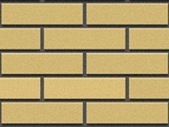 Кирпич силикатный Глубокинский облицовочный одинарный желтый