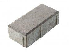 Тротуарная плитка АрБет Прямоугольник Серый
