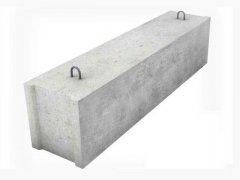 Фундаментный блок стеновой Липецк ФБС 12.3-6