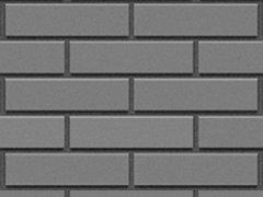 Кирпич силикатный Глубокинский облицовочный одинарный черный гладкий
