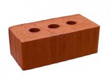 Кирпич керамический Тульский полнотелый полуторный красный