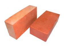 Кирпич строительный Тульский полнотелый одинарный красный
